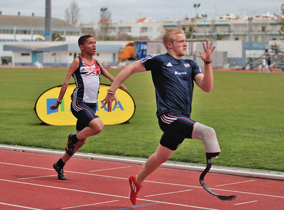 The Games may leave some disabled people feeling they need to be sporting champions to be valued. If you do, then I'm stuffed!