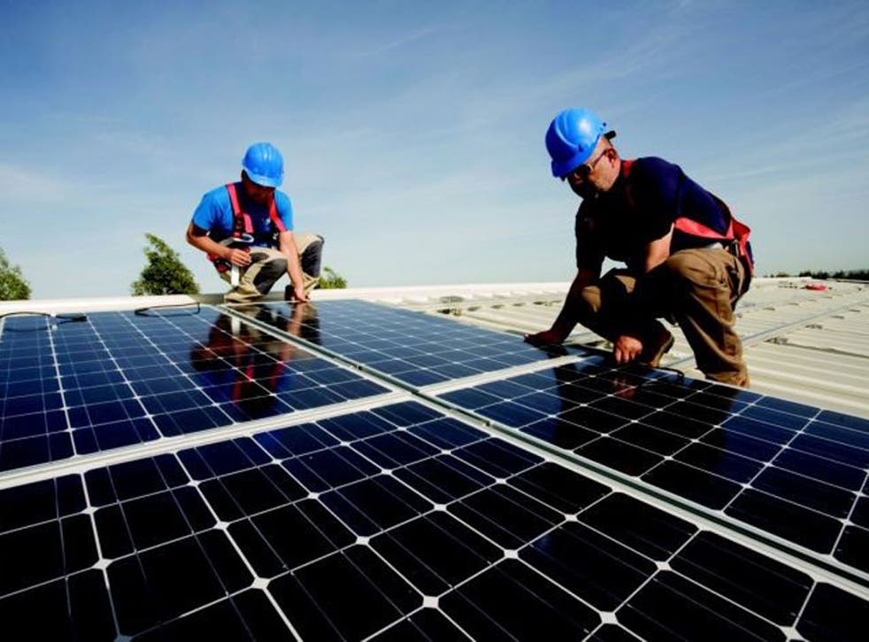 Over the weekend, the major powers pledged $20bn for green energy research