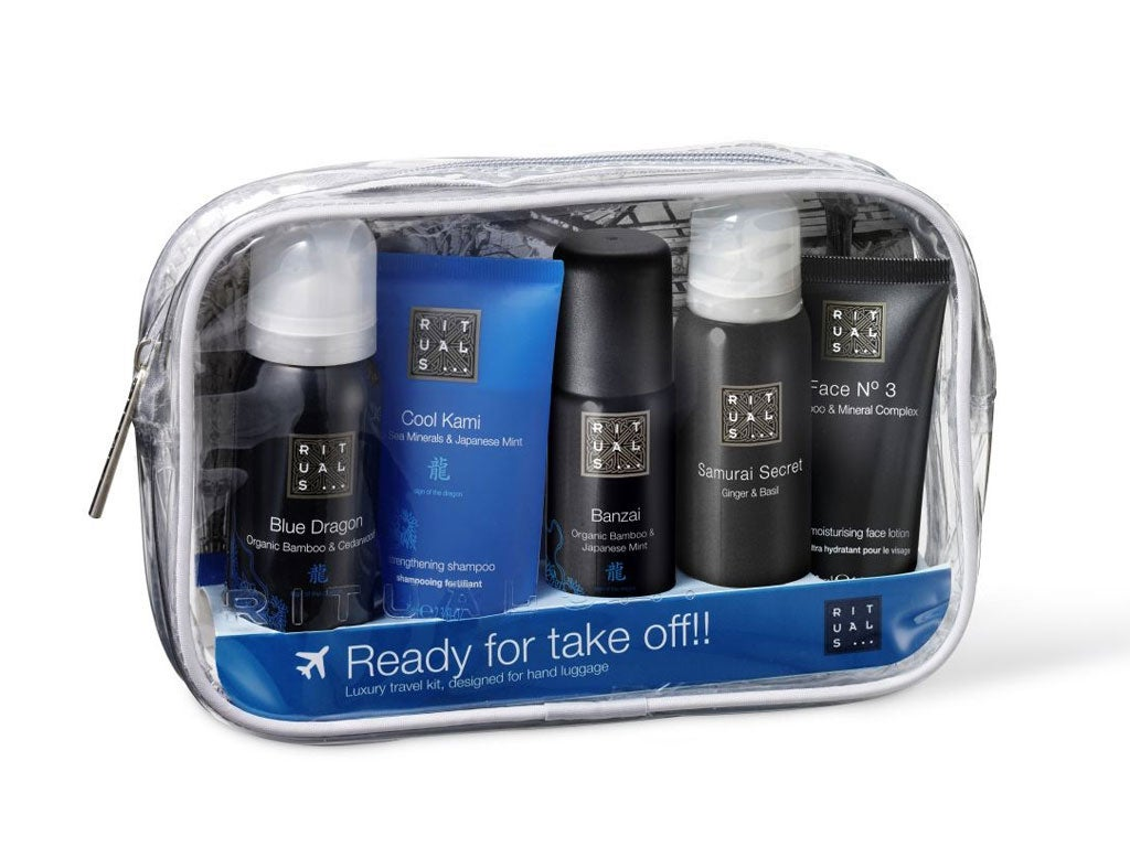 The 10 Best Men S Travel Kits The Independent