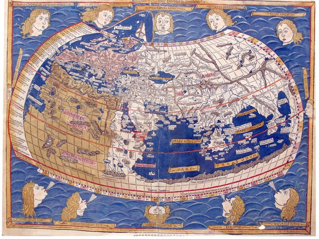 Flat Earth: Google owes as much to Ptolemy's world view, illustrated in 1482