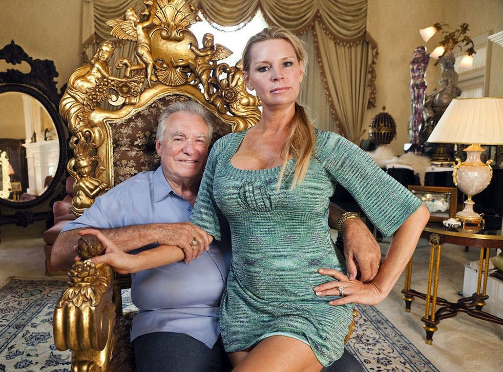 American grotesque: David and Jacqueline Siegel in the riveting 'The Queen of Versailles'