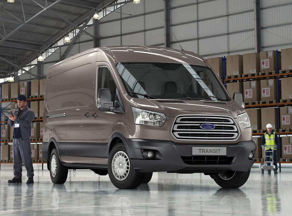 Ford's new Transit