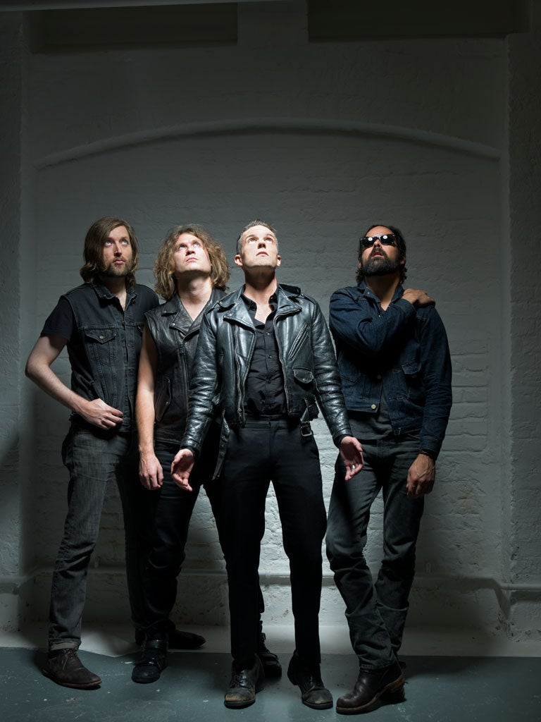On The Road With The Killers The Return Of Americas Greatest Rock