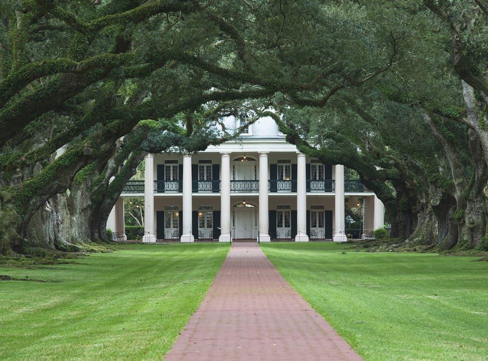 The 20-acre Oak Alley Plantation, in Louisiana, is a US national treasure