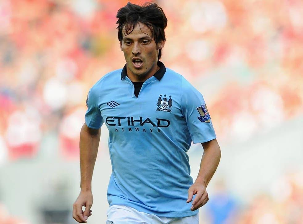 David Silva's new deal runs until the summer of 2017