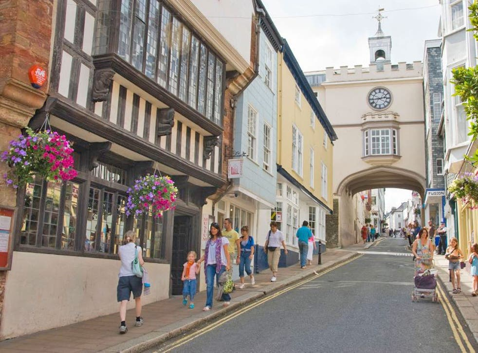 Totnes' historic high street is set to welcome a Costa Coffee shop