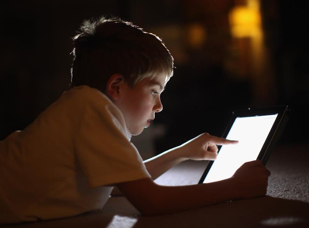 The argument of porn-blocking on the internet to protect children.