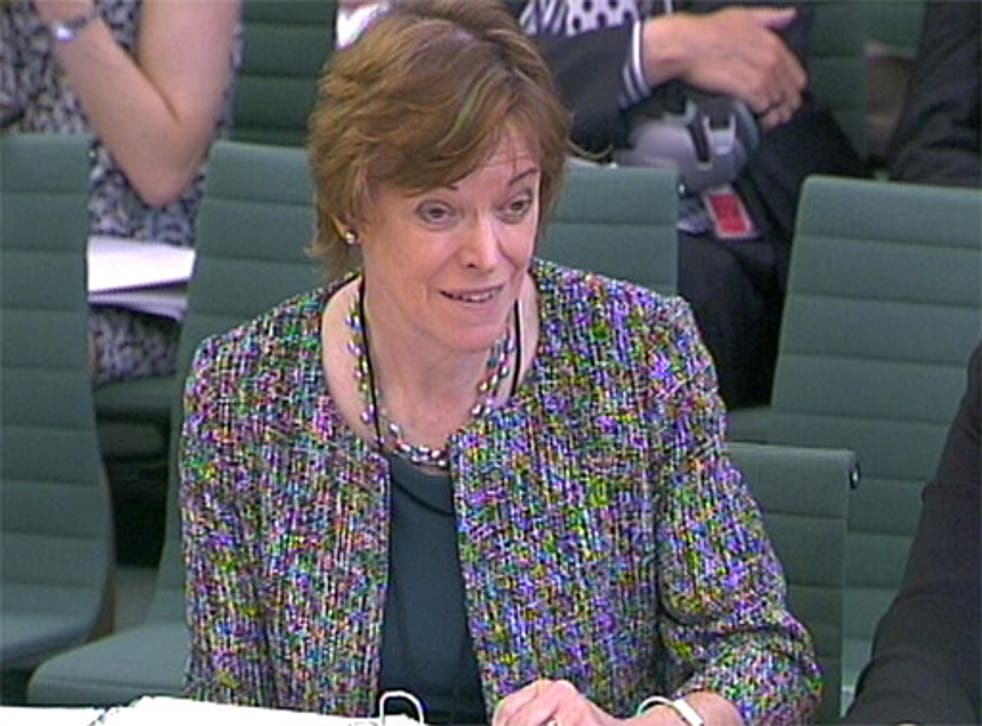 Glenys Stacey asked a second exam board to raise its boundaries