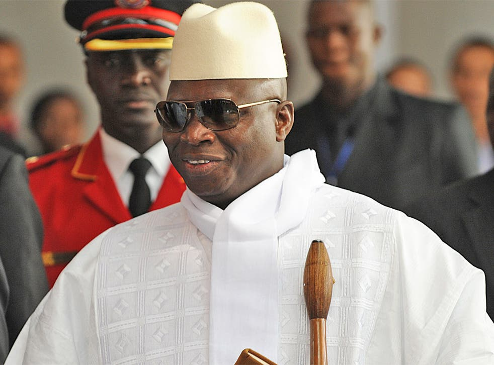 President Jammeh has announced The Gambia will withdraw from the Commonwealth