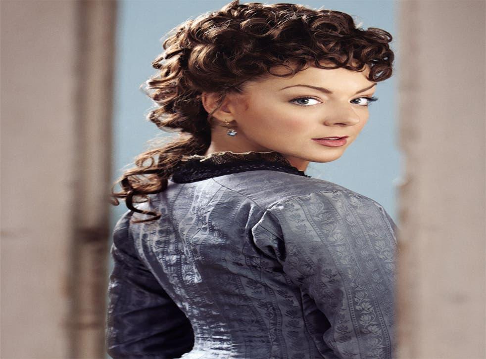 Sheridan Smith as Hedda Gabler