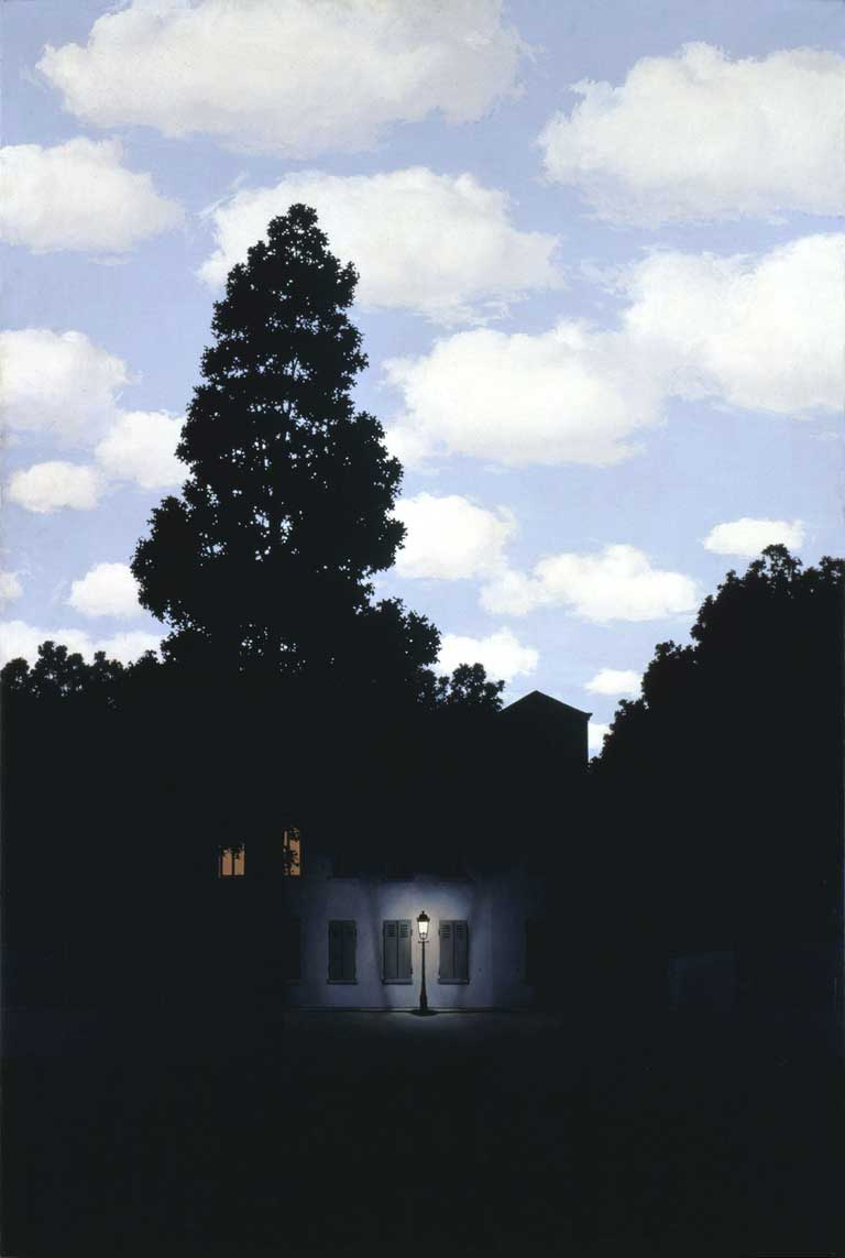 Magritte The Empire Of Light