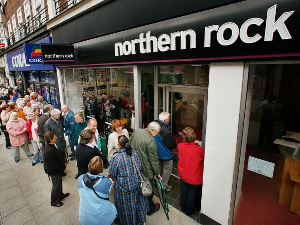 northern rock' crisis The british government announced sunday it is moving to nationalize -- on a temporary basis -- the struggling mortgage lender northern rock.