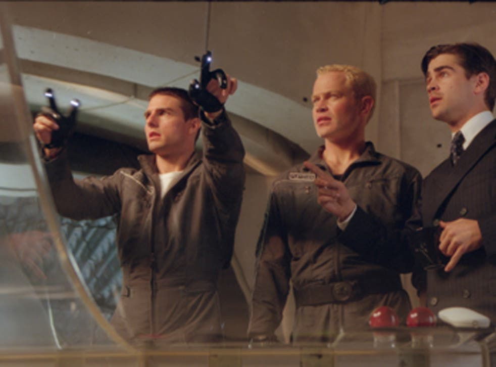 Predictive policing was key to 'Minority Report', the 2002 hit film starring Tom Cruise