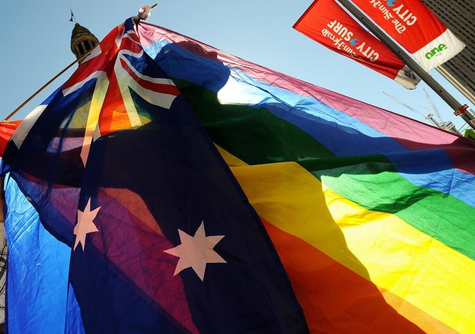 same sex marriage legislation australia