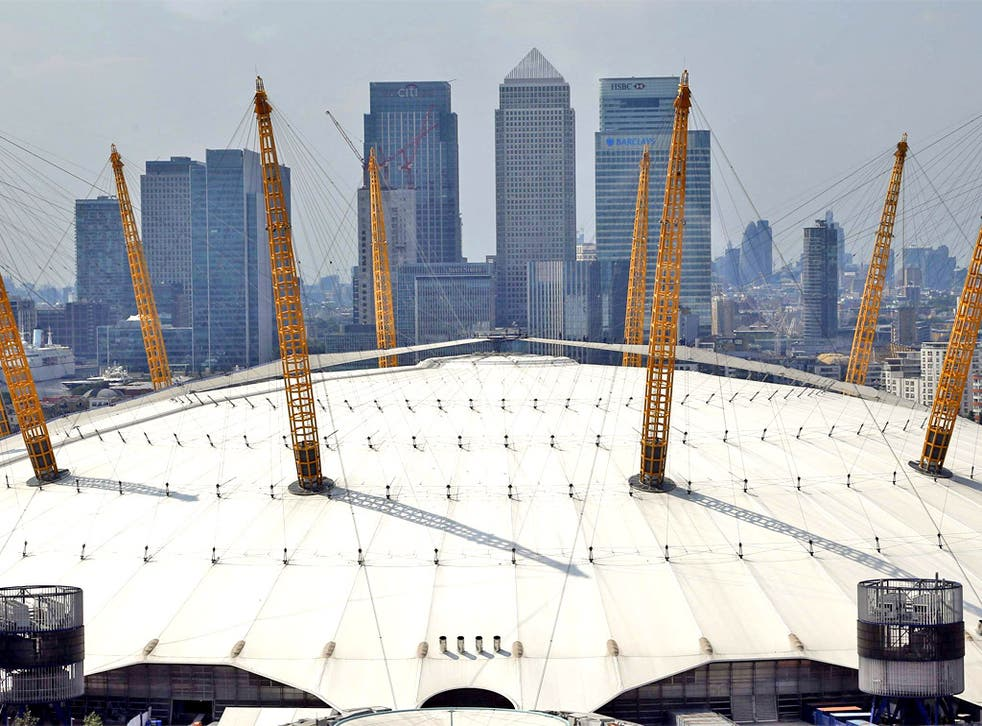 The reputation of Greenwich's Dome has been transformed