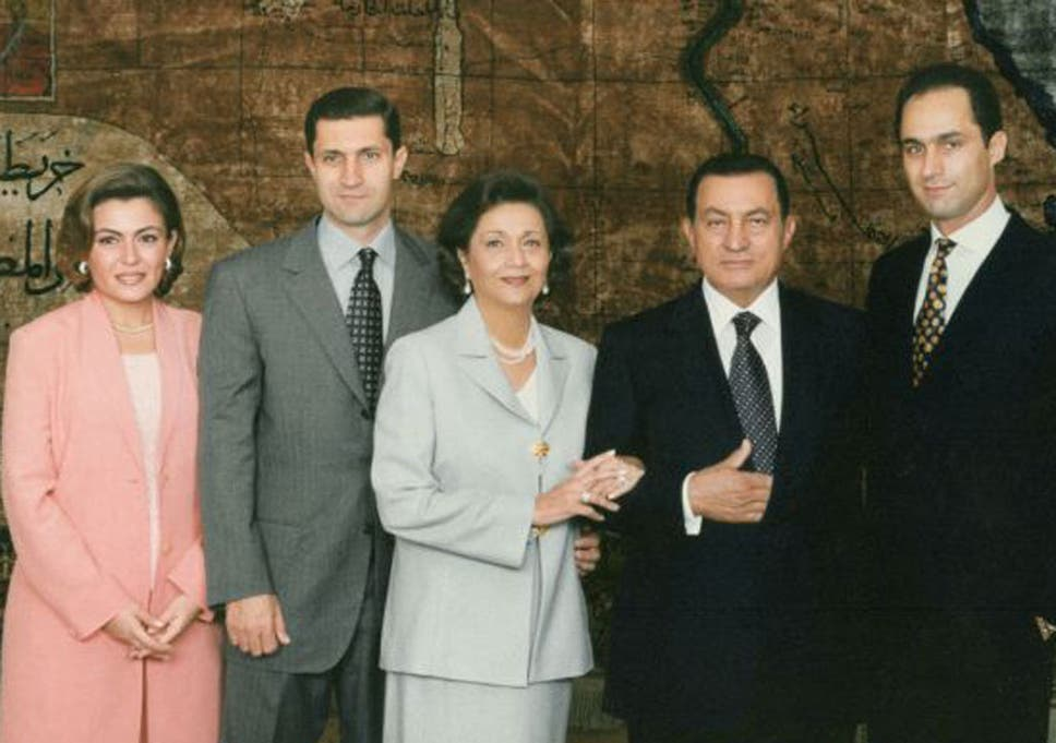 the inside story on the court of hosni mubarak the independent