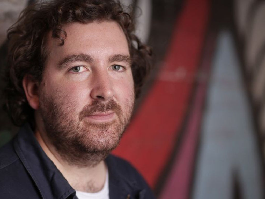 Joe Goddard: Mix it up, daddy cool | The Independent