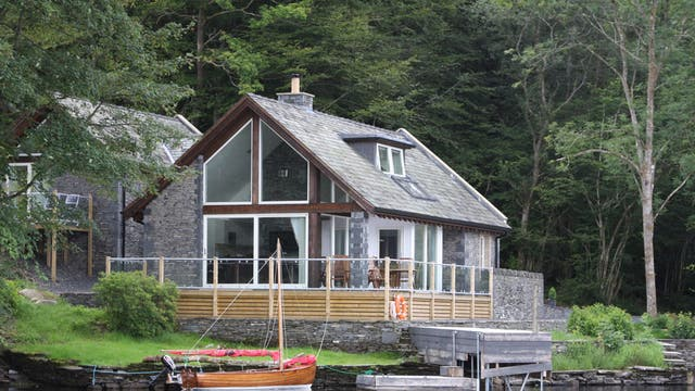 Amble about: A Pullwood Bay estate cottage