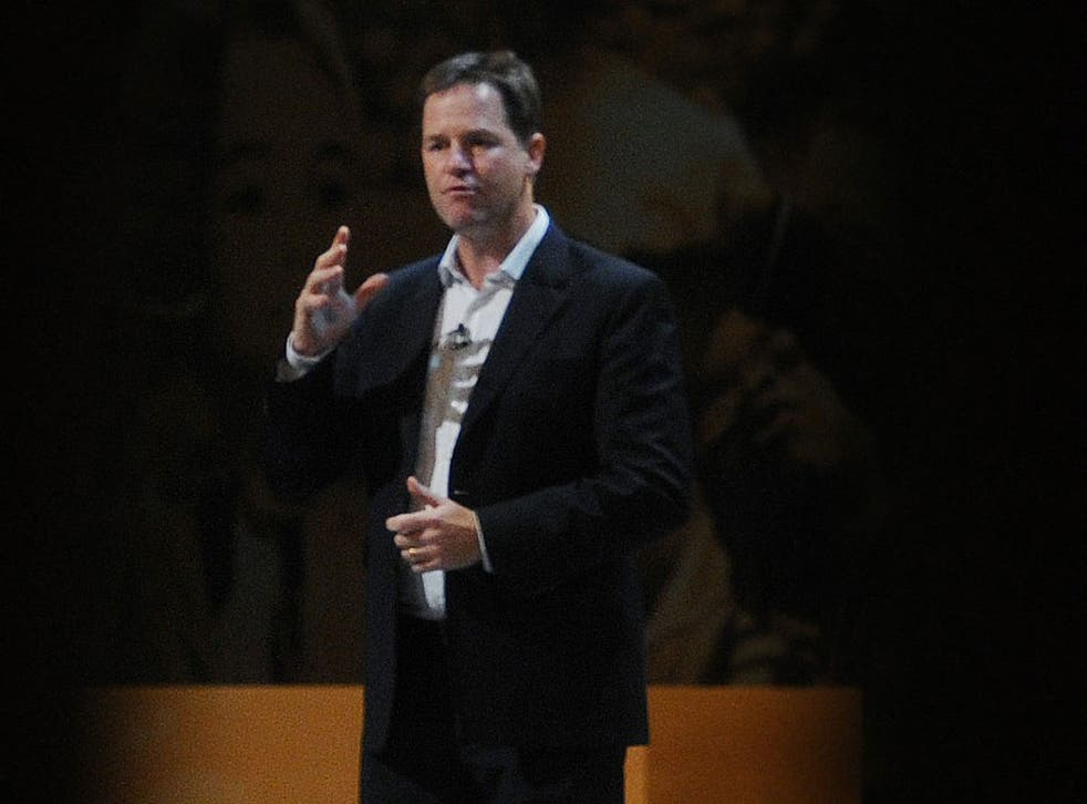 Nick Clegg has lost the confidence of Lib Dem members