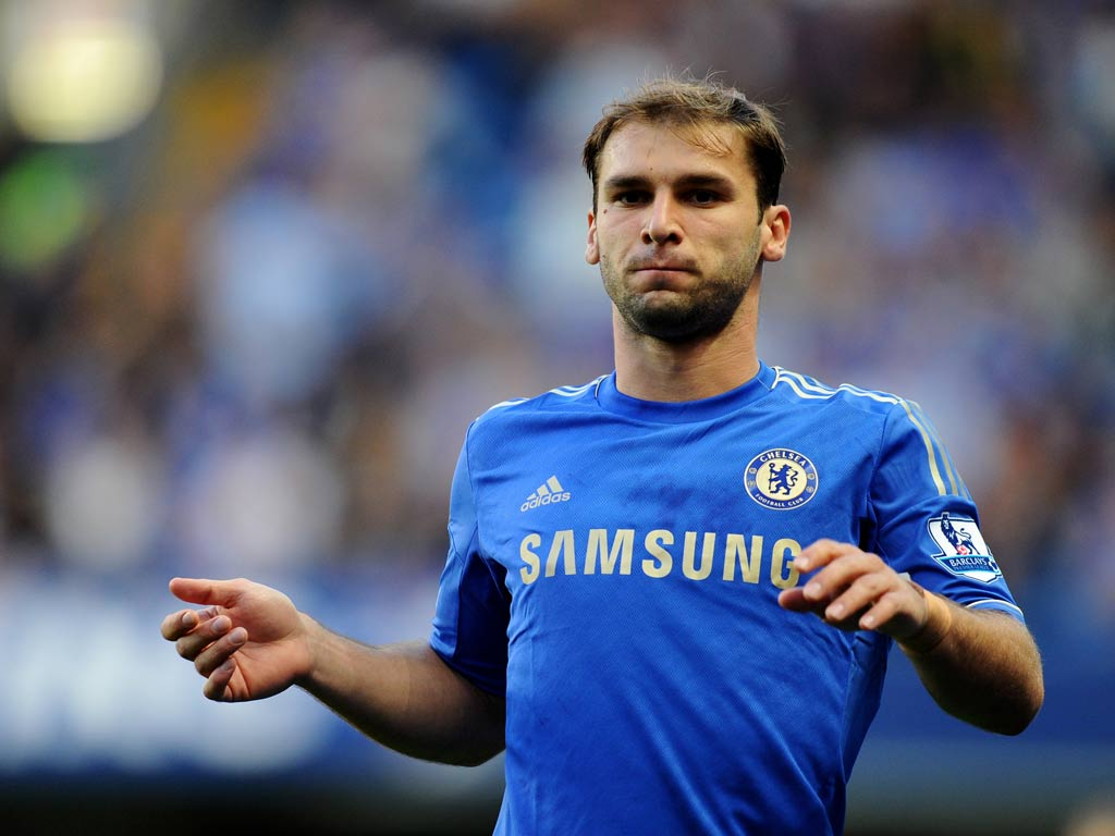 Branislav Ivanovic says Arsenal clash will be Chelsea s biggest