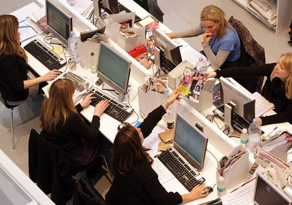 Let's touch base on this office jargon | The Independent
