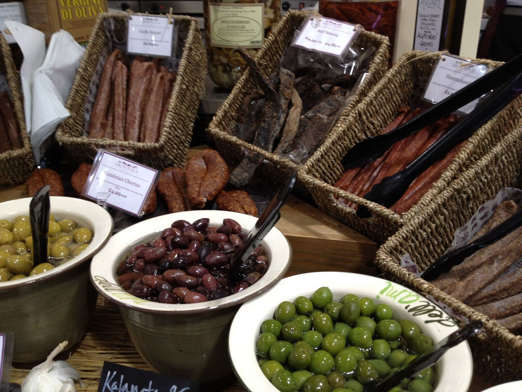 The 50 Best farm shops and delis | The Independent