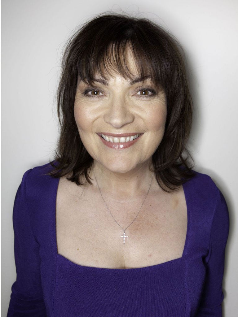 my secret life: lorraine kelly, 52, tv presenter | the independent