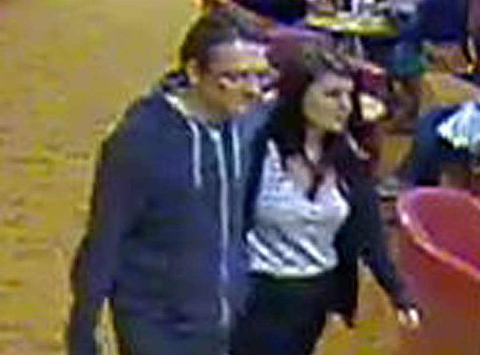 Megan and Jeremy Forrest were last sighted on a cross-Channel ferry