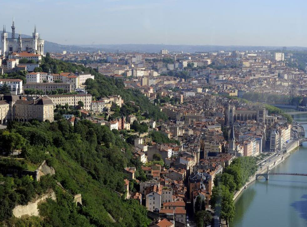 France's culinary capital also has strong links with the movies