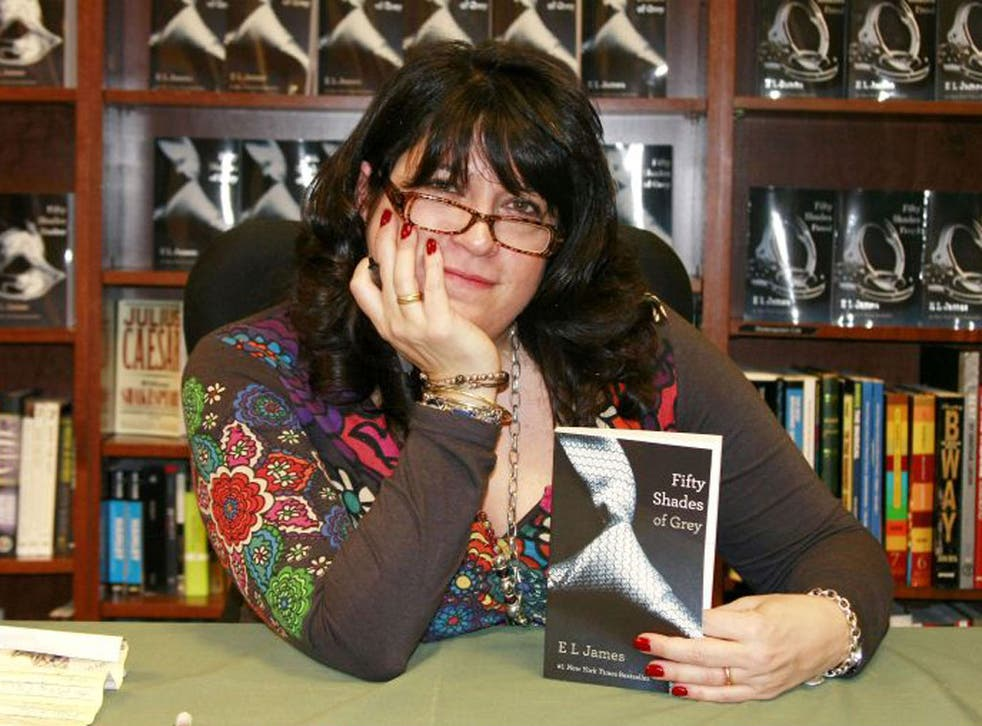 E L James's novel has sold more than five million copies in the UK