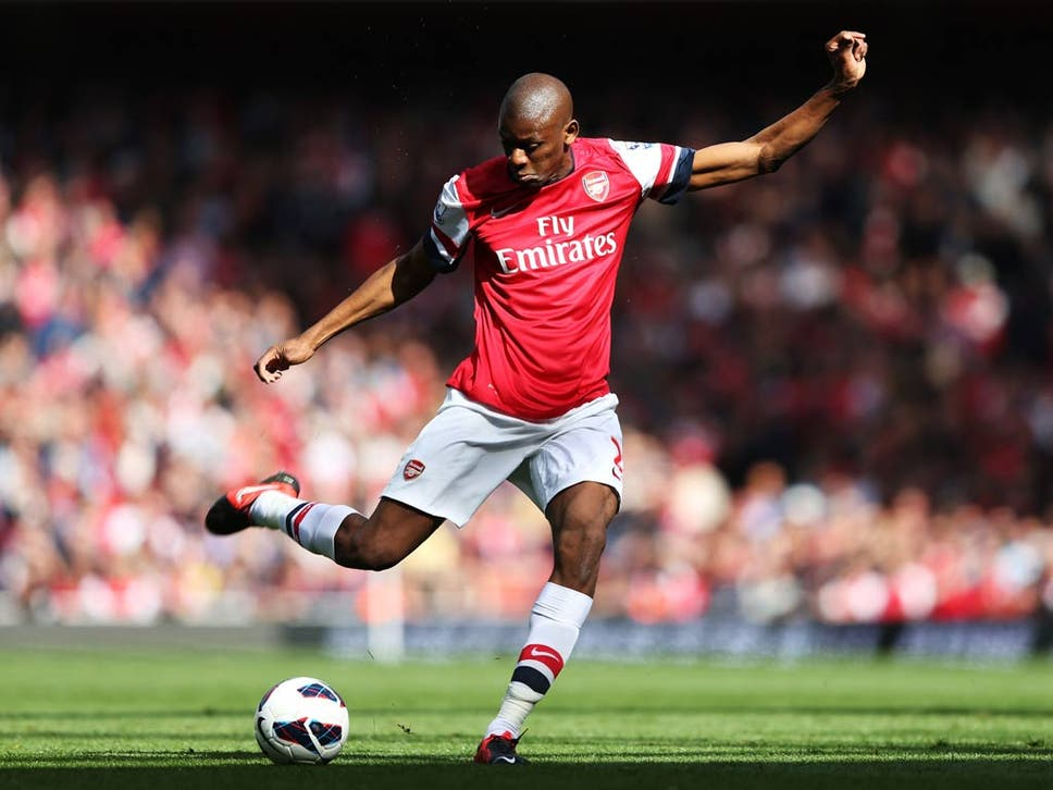 abou diaby injury blow for arsenal after midfielder is ruled out for