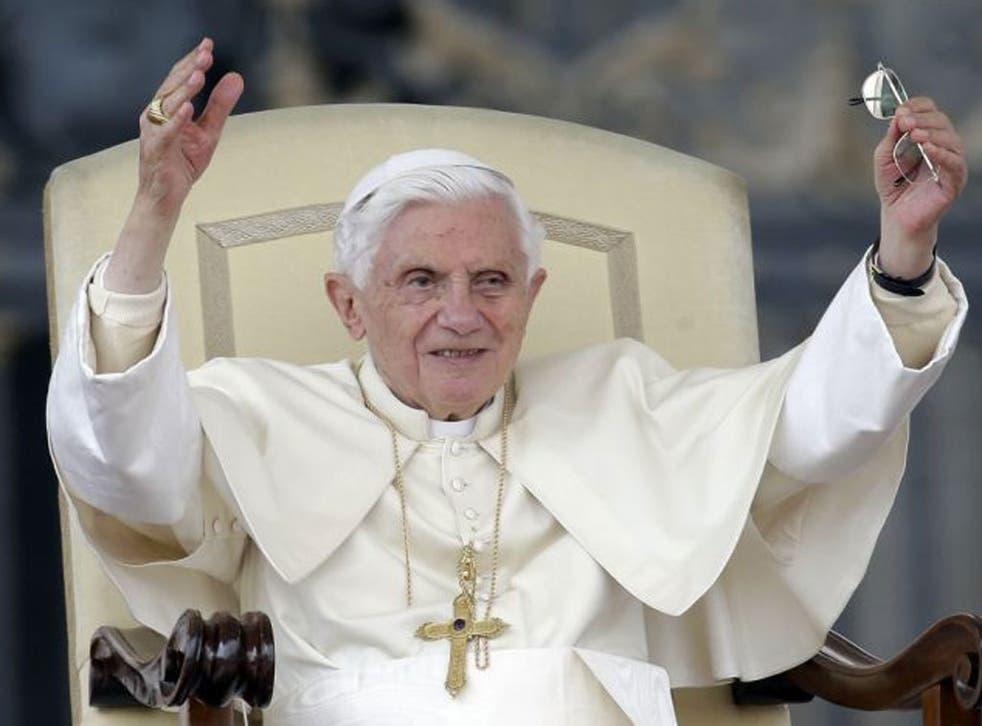 Pope's secret files has been found revealing Vatican scandals