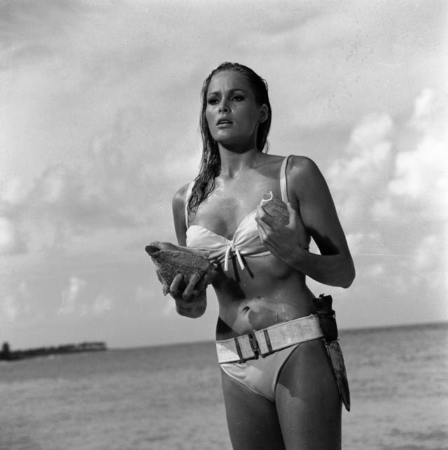 Tania Mallet Bikini