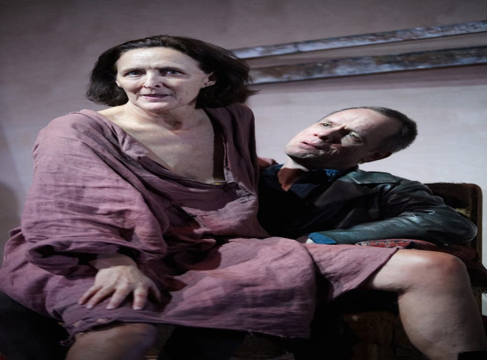 Scenes from an Execution: Fiona Shaw and Tim McInnerny