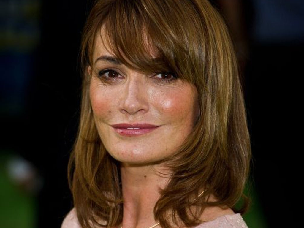 Sarah Parish Sarah Parish new picture