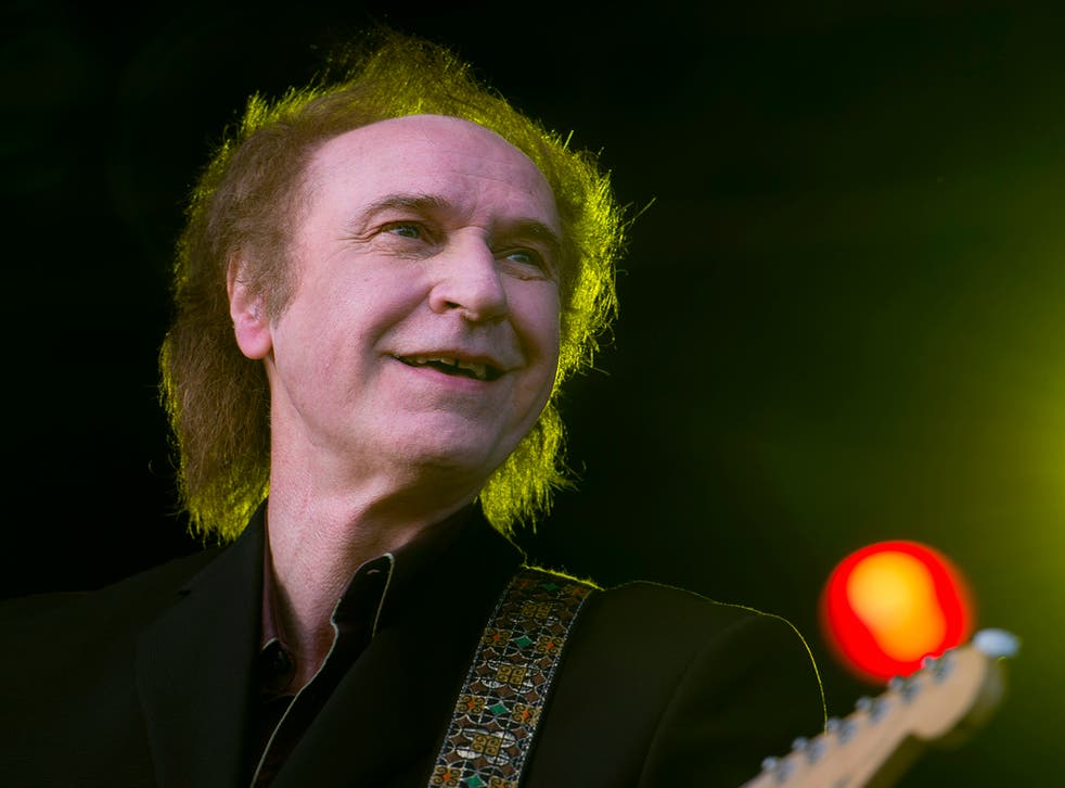 Ray Davies revisits his past at the Albert Hall