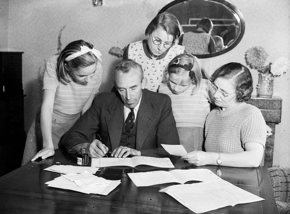 Failing to write a valid will could leave your spouse and children unprotected