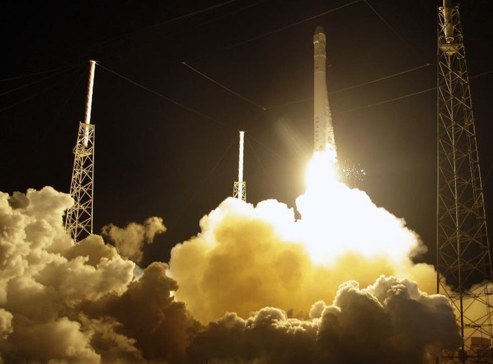 Elon Musk's SpaceX has added a mystery Falcon 9 rocket mission to their record-setting schedule for October