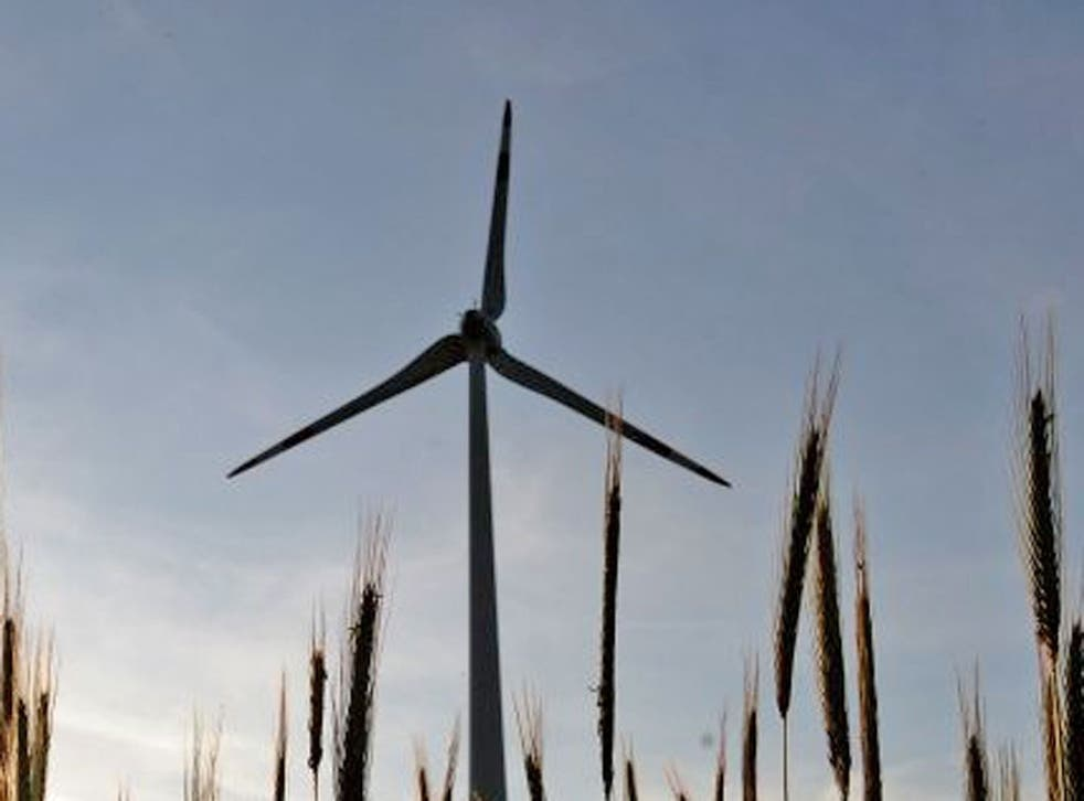 The Greenwire scheme would generate wind power in Ireland and export it via cables to Wales