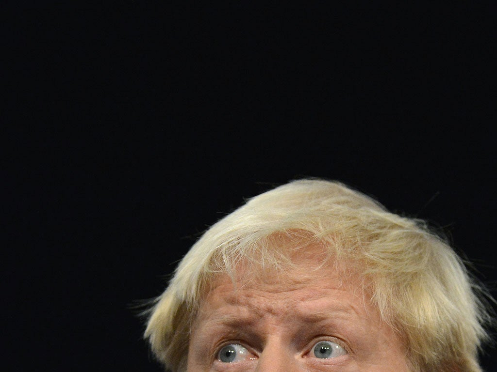 Boris Johnson rushes to The Guardian's defence | The Independentindependent_brand_ident_LOGOUntitled