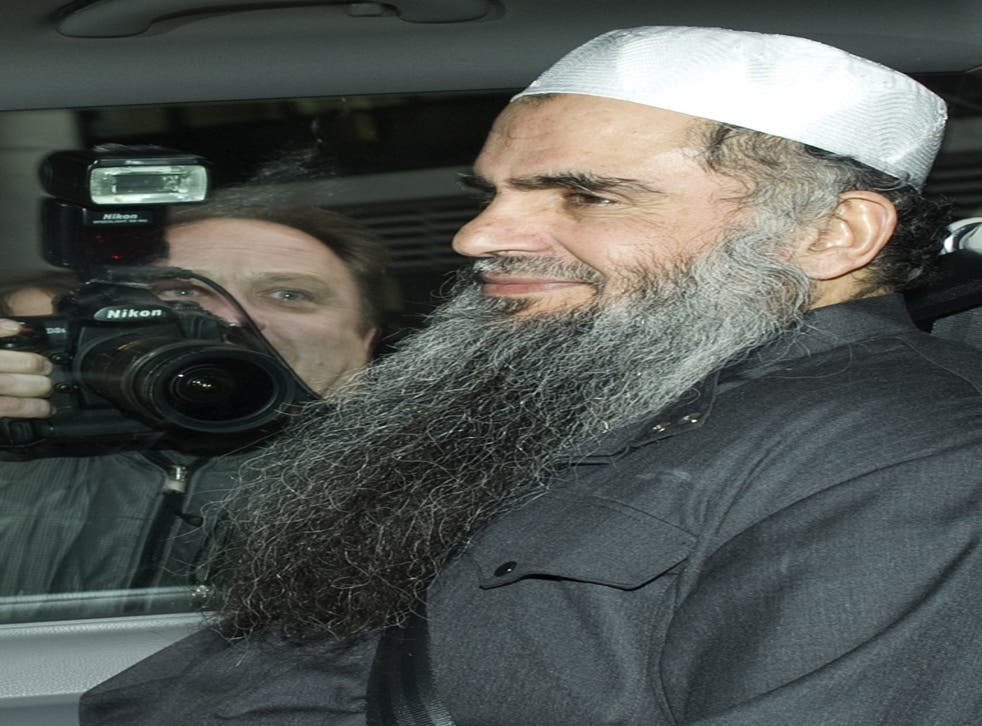 Qatada, described by a judge as Osama bin Laden's right-hand man in Europe, is facing a retrial on terror charges after Home Secretary Theresa May was given assurances by Jordan that no evidence gained through torture would be used against him