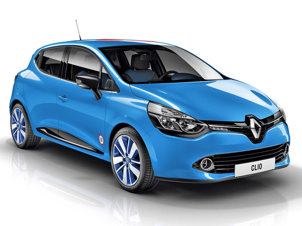 renault clio energy tce 90 s s eco variant the independent. Black Bedroom Furniture Sets. Home Design Ideas