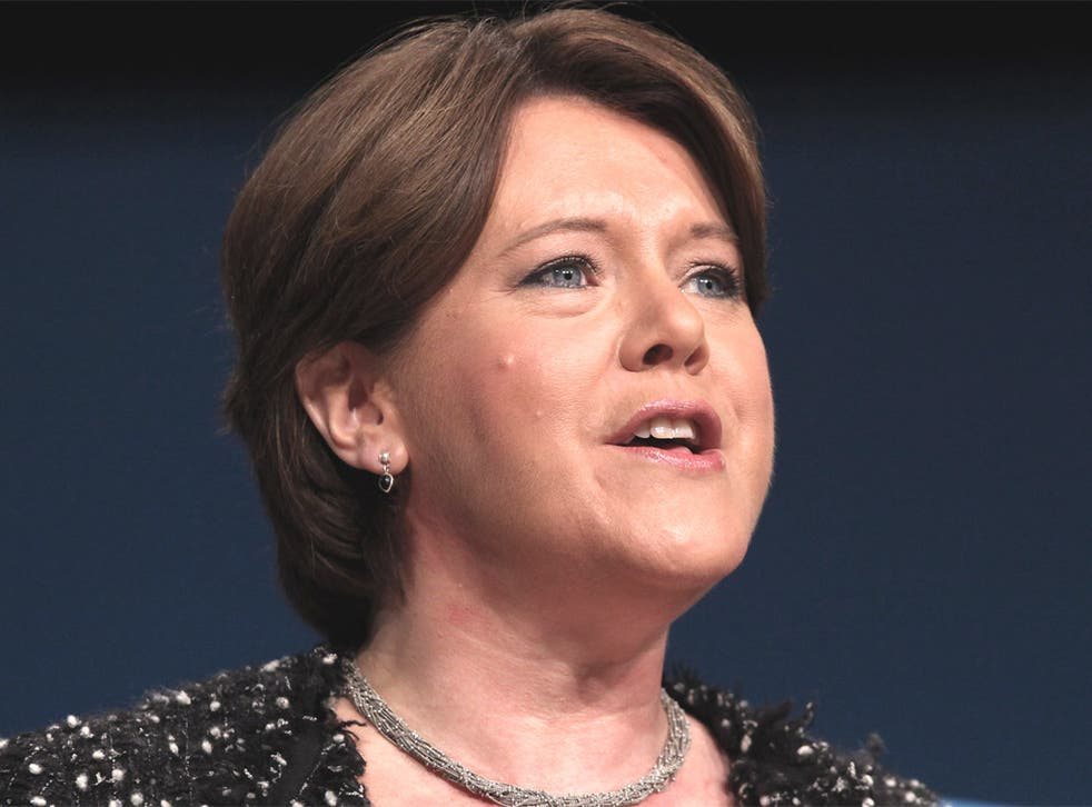 The Minister for Women, Maria Miller, is among those calling for the 24-week abortion limit to be lowered