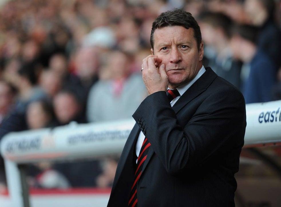 Sheffield United: Danny Wilson cut by the Blades despite ...