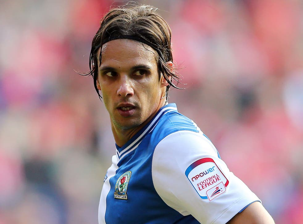 Benchmark: Nuno Gomes scored four times in his first six games for Blackburn