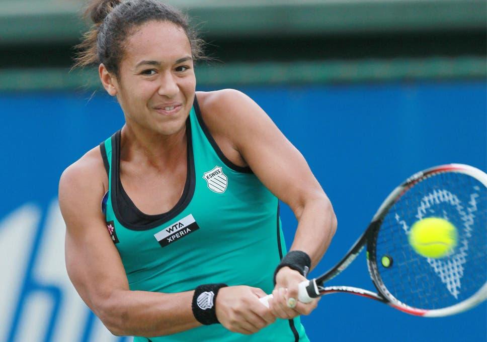 Tennis Heather Watson