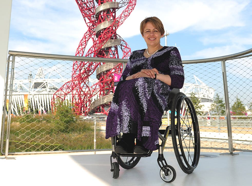 Baroness Tanni Grey-Thompson headed the inquiry into the Government's new benefits scheme