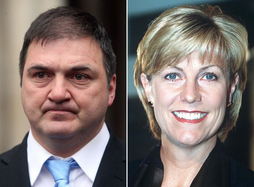 Barry George was wrongly convicted of murdering newsreader Jill Dando in 2001