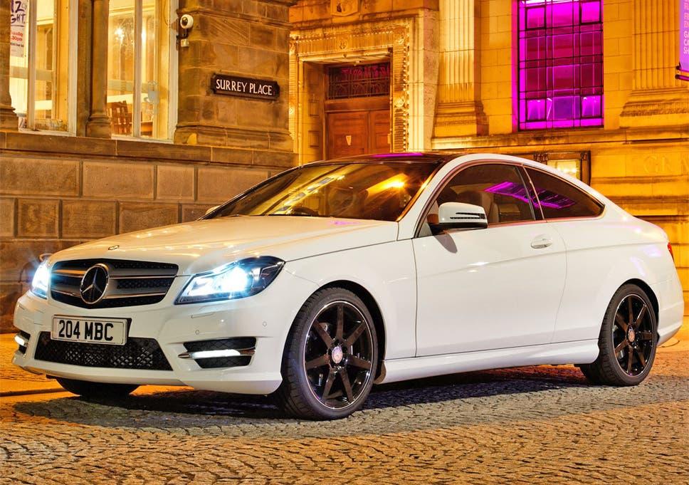 Mercedes-Benz C180 Coupé | The Independent