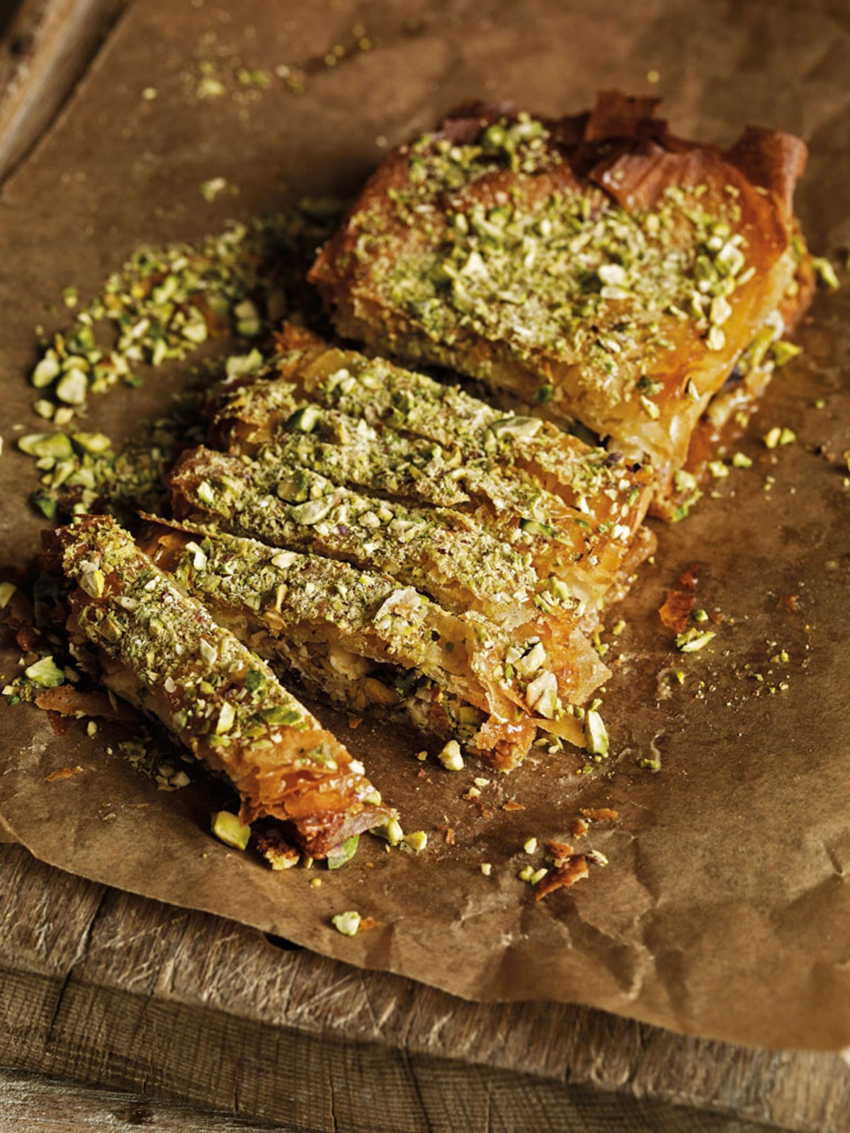 Baklava Recipe Great British Bake Off The Independent The Independent